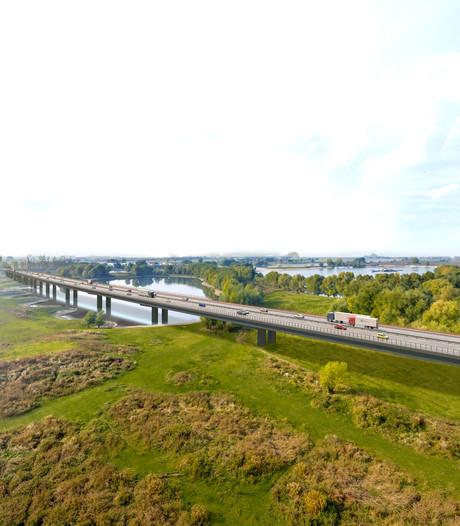 Kwart eeuw tolheffing bij A15-brug