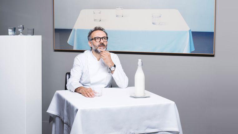 De Italiaanse chef-kok Massimo Bottura. Beeld Contour by Getty Images