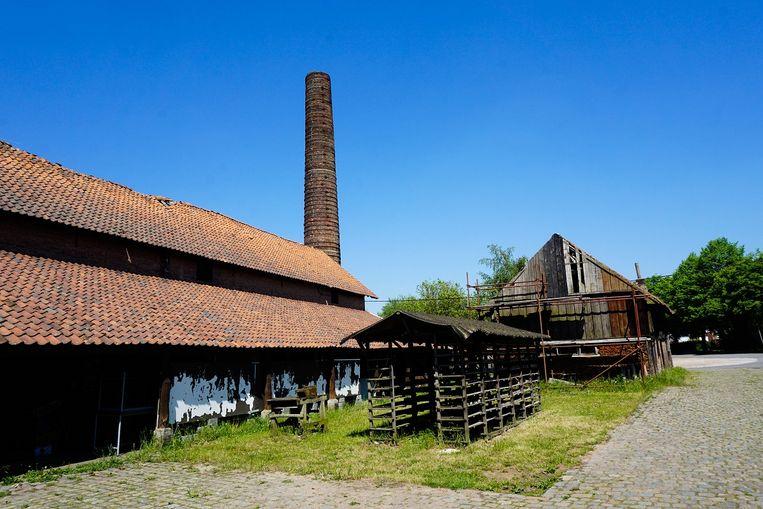 Het steenbakkerijmuseum Emabb.