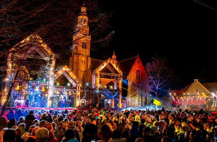 'Kerst in de stad' wordt pas op Eerste Kerstdag uitgezonden op NPO1.