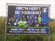 Voetbalclub HRC'14 kan eindelijk in Rossum bouwen