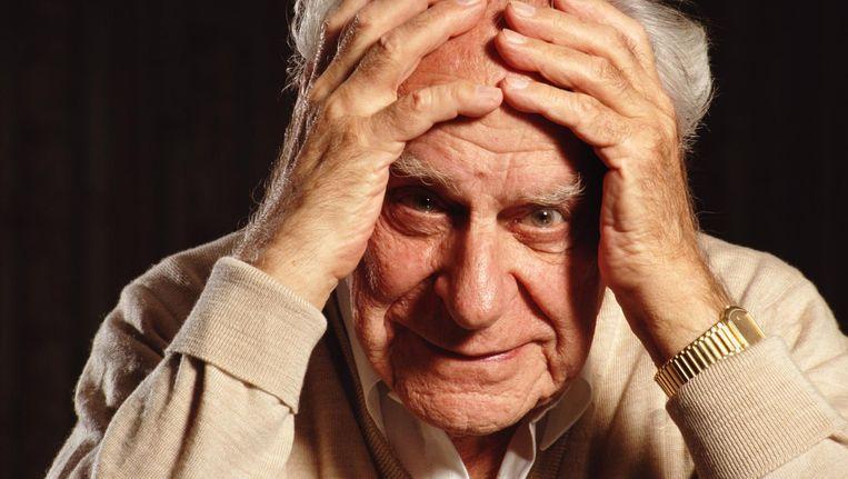 Filosoof Karl Popper (1902-1994). Beeld getty
