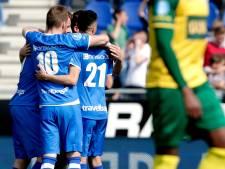 Concurrent Fortuna Sittard is een geliefde tegenstander voor PEC Zwolle