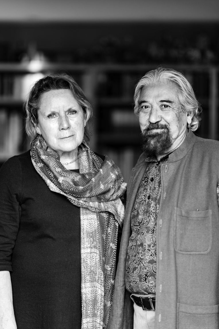 Hanneke en Subash Taneja Beeld Neeltje de Vries