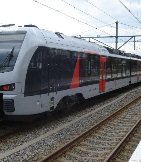 Duitse trein stopt niet in Duiven en Westervoort