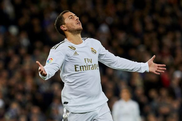 Eden Hazard is er morgen niet bij in Brugge.