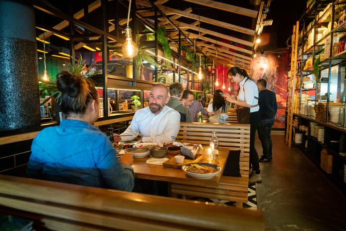 Japans restaurant Myjagi and Jones in Arnhem.