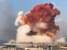 Gigantische explosie zorgt voor schokgolf in Beiroet, zeker 10 doden