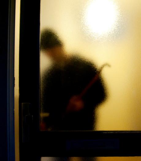 Inbreker op heterdaad betrapt in Bodegraven