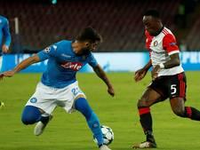 LIVE: Speldenprikjes van Feyenoord na dreun van Napoli