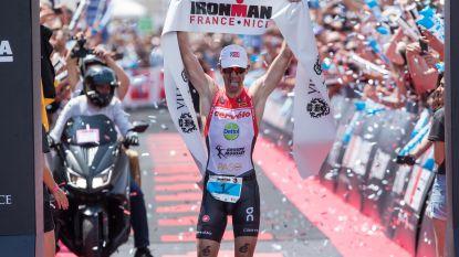 """Frederik Van Lierde wint Ironman van Nice voor de vijfde keer: """"Fantastisch gevoel"""""""