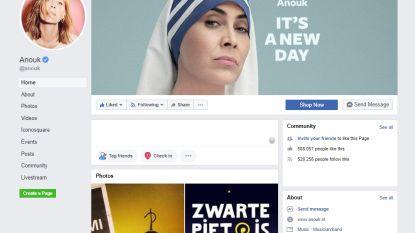 Slecht nieuws voor de fans: Anouk stopt met Facebook