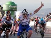 Evenepoel geeft visitekaartje af in de Ronde van de Algarve
