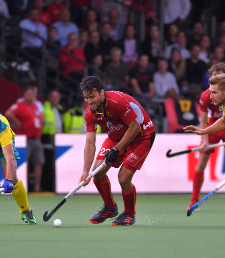 Hockey: la Belgique s'incline 0-2 face à l'Australie
