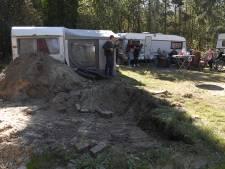 Krakers oud-woonwagenkamp Mill krijgen dwangsom van 20.000 euro, maar 'betalen niet'