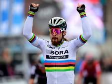 Indrukwekkende zege Sagan in Kuurne-Brussel-Kuurne