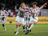De ene Willem II-cultheld (Demouge) helpt de andere (Swinkels) aan een club