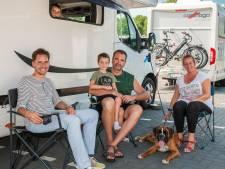 Camperplaats Klein Amerika: bijna net zo beroemd als de Goudse kaasmarkt