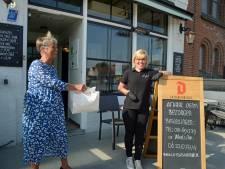 Normaal zou het vol zitten bij La Plaisanterie in Brouwershaven: 'Toen we moesten sluiten gingen bij ons alle alarmbellen rinkelen'