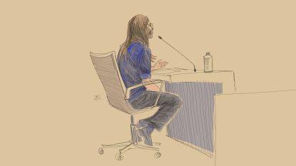 """LIVE. Zus van Tine Nys: """"Het was niet mijn bedoeling een proces te starten, het gerecht is heel intimiderend"""""""