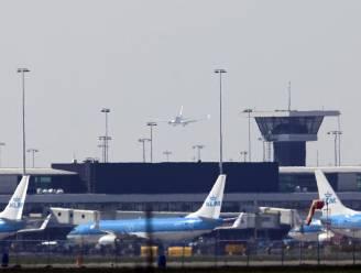 Rookontwikkeling in bagagekelder Schiphol