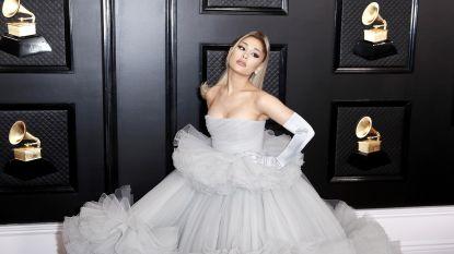 Ariana Grande breekt record met vierde single op één