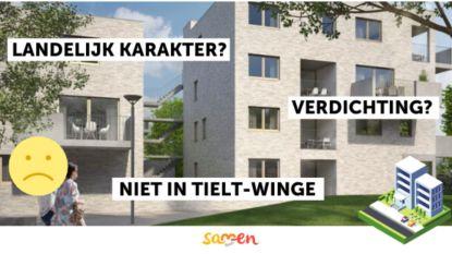 """Geen 'Torentjes' in Tielt-Winge maar burgemeester Rudy Beeken vindt het """"de best mogelijke oplossing"""""""