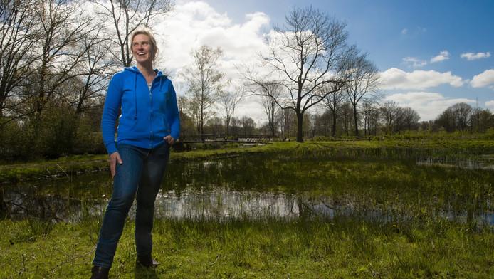 Stadsecoloog Renée van Assema: ,,met groen en de natuur ben je eigenlijk nooit klaar.''