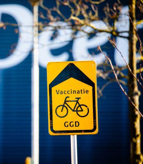 Kijkje op de priklocatie van de GGD Zuid-Holland Zuid: 'We zijn er klaar voor'