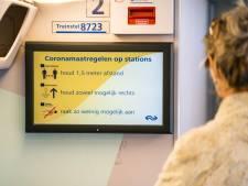 Tijdelijk geen extra sprinters tussen Rotterdam en Gouda in de spits, NS past dienstregeling aan
