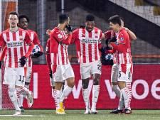 PSV bekert met pijn en moeite verder ten koste van Volendam