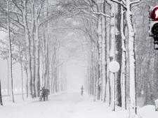 Een dagje sneeuw in Enschede: 'Maak alsjeblieft die voetpaden schoon'