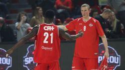 Derde zege op rij voor Bavcevic bij Spirou, Luik klopt Mechelen