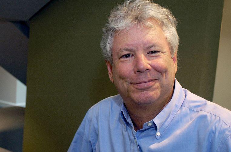 Richard Thaler gaf ondermeer het woord 'nudgen' een nieuwe betekenis. Beeld REUTERS