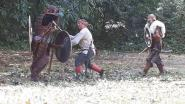 Eerste Viking Spirit event tijdens paasweekend op het Monnikenhof