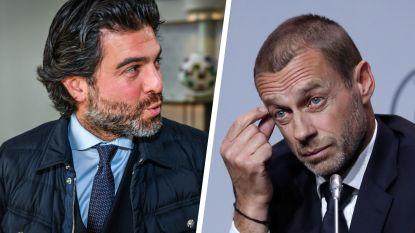 Klacht Antwerp over dubbele rol Mehdi Bayat is onderweg naar de UEFA via de... Belgische bond