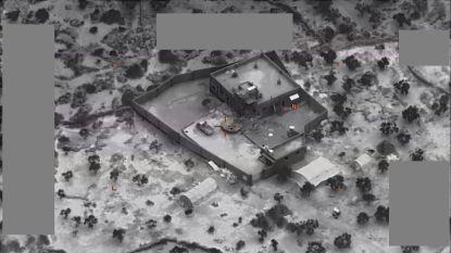 Amerikaans leger geeft beelden vrij van raid op schuilplaats Al-Baghdadi
