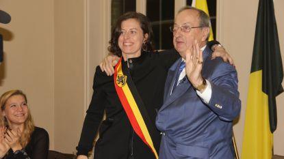 """Joseph Browaeys reageert op het eerste jaar van zijn dochter Cynthia als burgemeester van Horebeke: """"Ze doet het goed"""""""