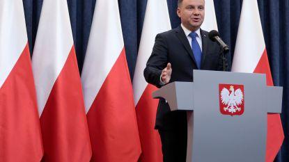 Poolse president zal omstreden Holocaustwet ondertekenen