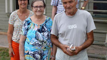 Marleen en Maria winnen Flanders Field Pigeon Classic
