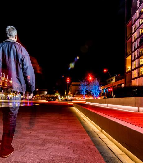 'Van spectaculaire verlichting Nieuwe Markt is niets meer over'