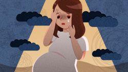 """""""Niet alle vrouwen vinden het fantastisch om zwanger te zijn"""": wat als je te maken krijgt met een prenatale depressie"""