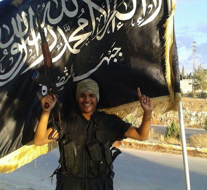 Antwerpenaar Abdellah Nouamane vertrok in 2013 naar het Syrische front. Hij zou nog steeds een overtuigde aanhanger zijn van IS.