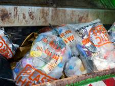 Enschede wil af van gratis plastic zakken voor verpakkingenafval