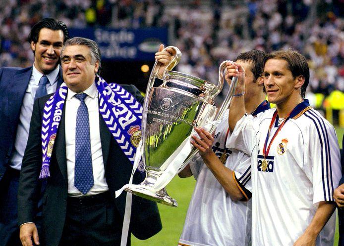 Ligue des Champions 2000