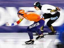 Nationale schaatskalender in de steigers