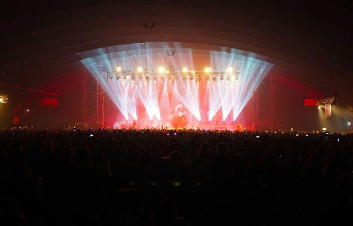 Slayer speelt de laatste keer in Nederland: de IJsselhallen in Zwolle.