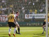 Blunder Bertrams inleiding pijnlijke nederlaag NAC: 1-2