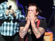 Rotterdamse vrienden diep geraakt door concert 'Eagles'