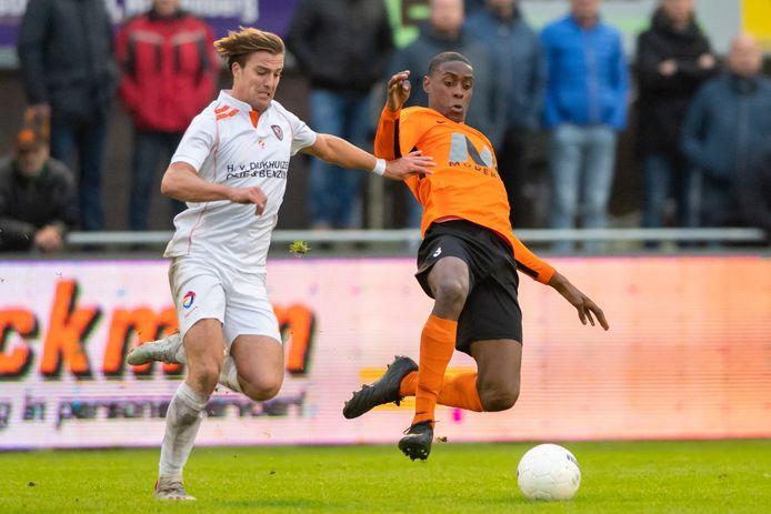 Matthieu van den Assem (links) maakt komende zomer de overstap van TEC naar VVSB.